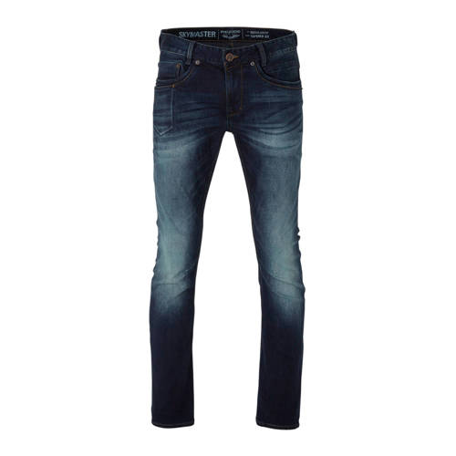 PME Legend tapered fit jeans Skymaster tinted blue