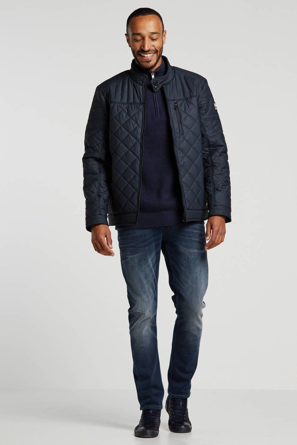 PME Legend straight fit jeans Curtis mood indigo dark, Mood Indigo Dark