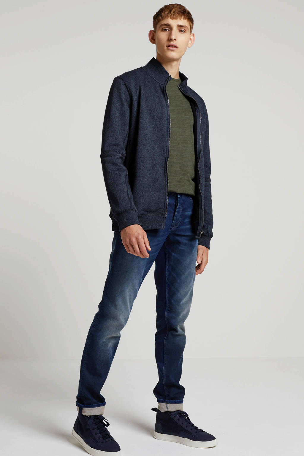 PME Legend regular fit jeans Skyhawk blue denim, WSS