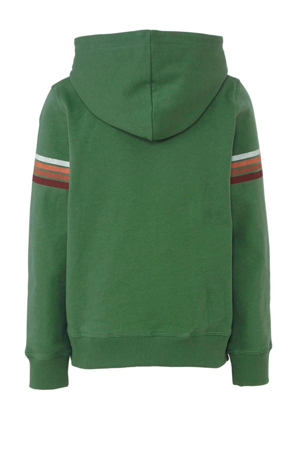 Pepe Jeans hoodie Maximus met logo groen, Groen