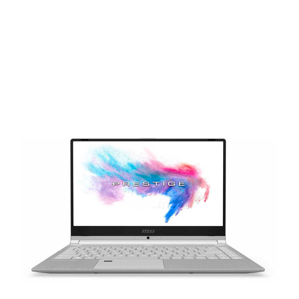 MSI PS42 8MO-038NL 14 inch Full HD laptop, Zilver