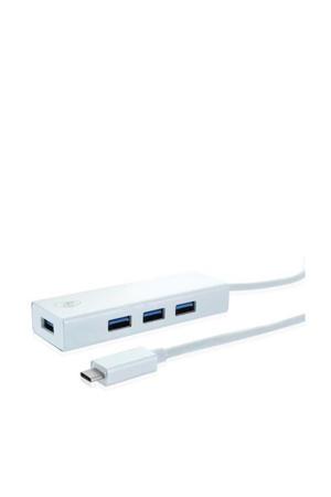 HUB 4 PORT USB-C USB hub