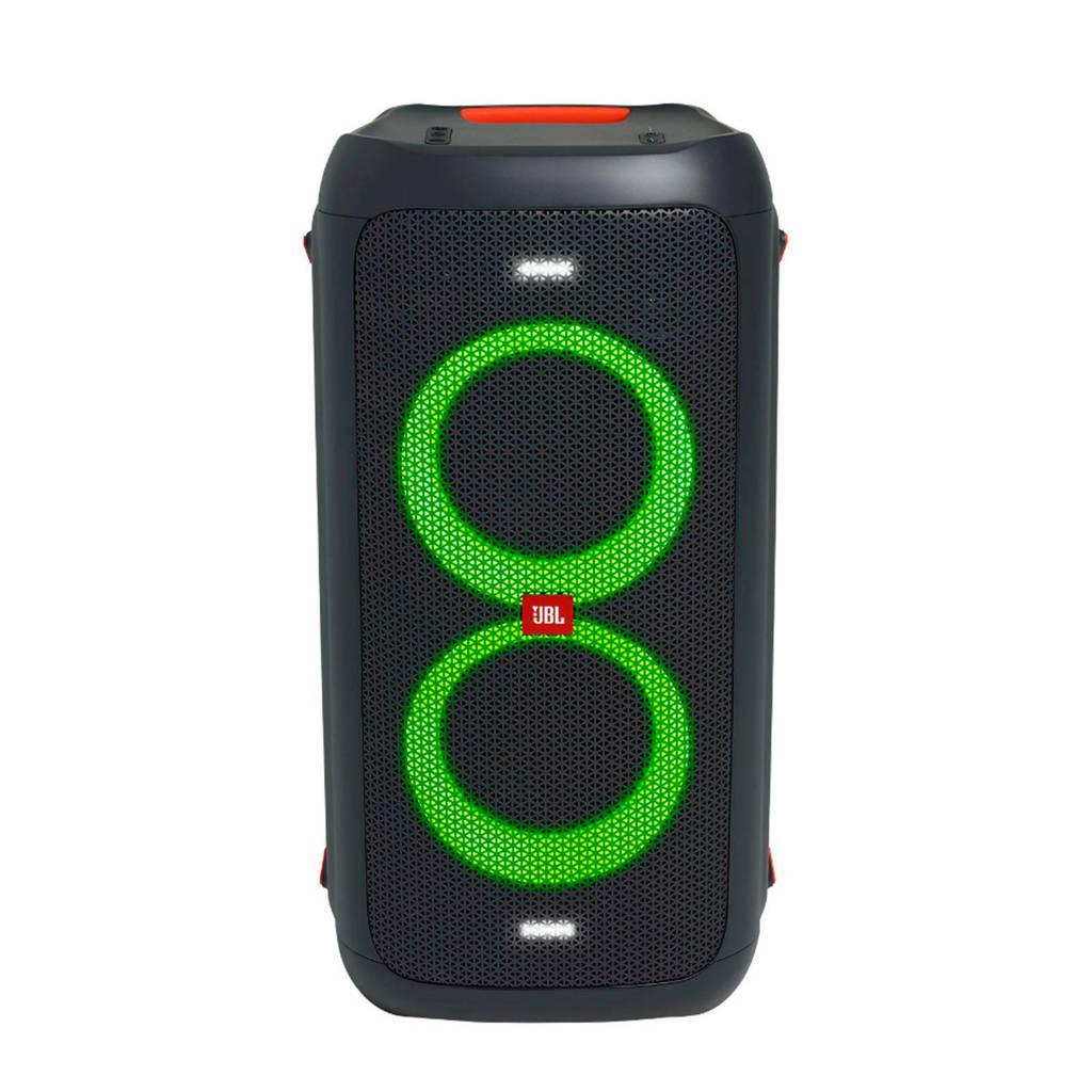 JBL Partybox 100 draagbare bluetooth speaker, Zwart