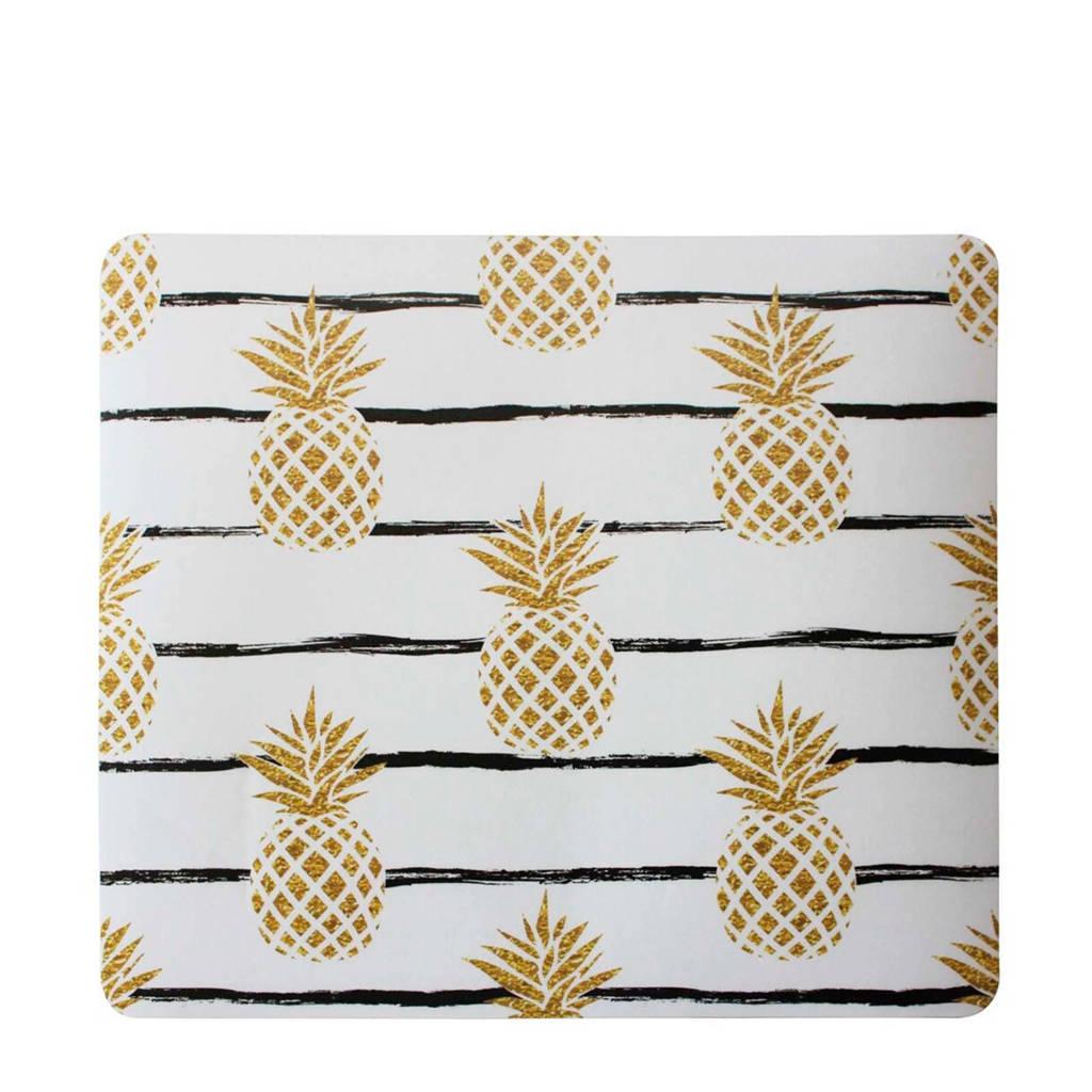It-Works muismat met ananasprint