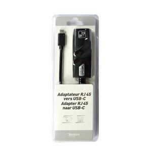 USB hub ADAP USBC/RJ45