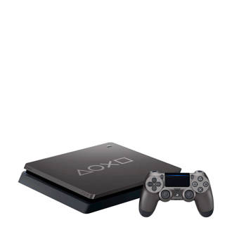 PlayStation 4 Slim Days Of Play Special Edition 1TB (Grijs)