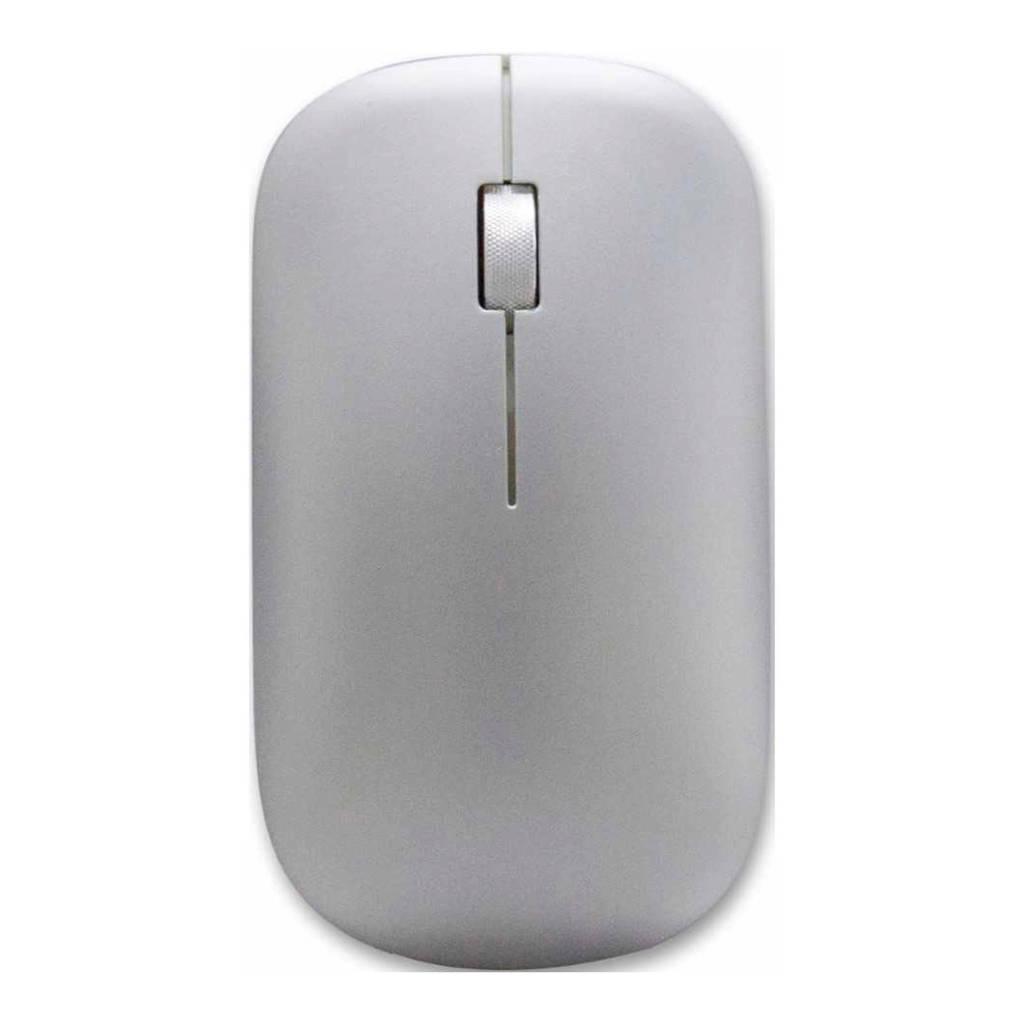 Temium Souris draadloze muis, Zilver