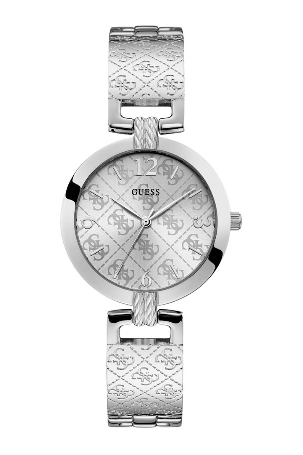GUESS  horloge W1228L1, Zilver