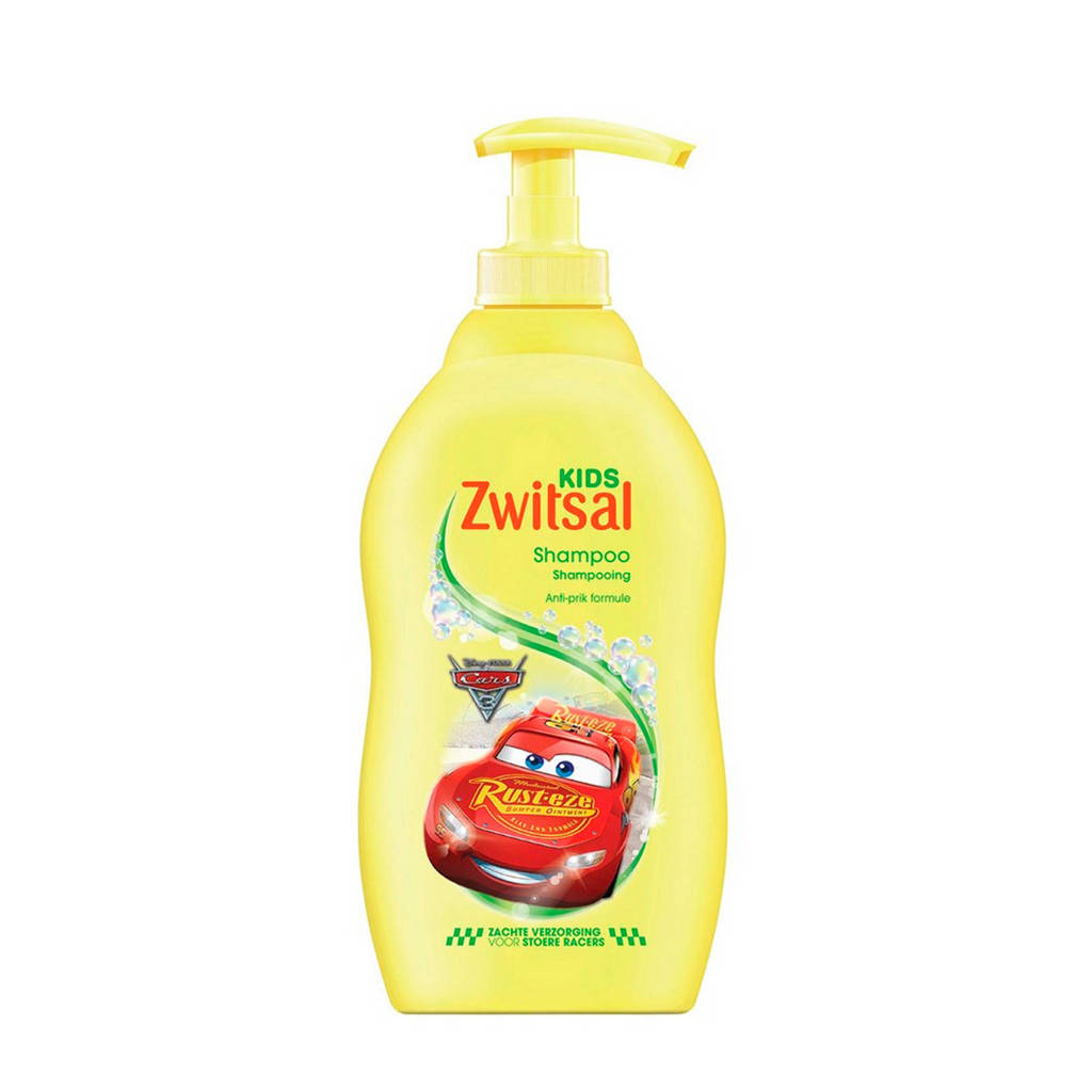 Zwitsal Disney Cars shampoo - 400 ml - kids