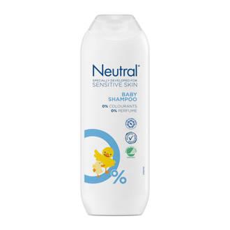 Baby shampoo - 250 ml - parfumvrij