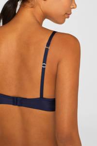 ESPRIT Women Bodywear push-up bh Broome blauw, Blauw