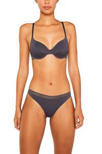 ESPRIT Women Bodywear brazilian Gladstone antraciet, Antraciet