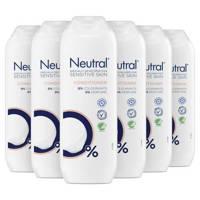 Neutral conditioner - 6x250 ml - parfumvrij
