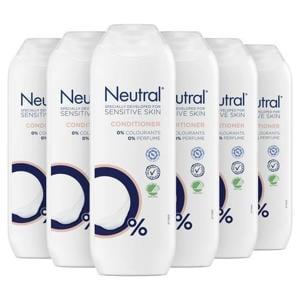 Neutral Normaal Conditioner - 6 x 250 ml - Voordeelverpakking