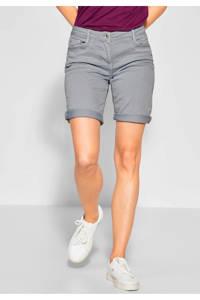 CECIL jeans short grijs, Grijs