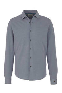 Cast Iron overhemd blauw, Blauw