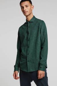 Cast Iron overhemd groen, Groen