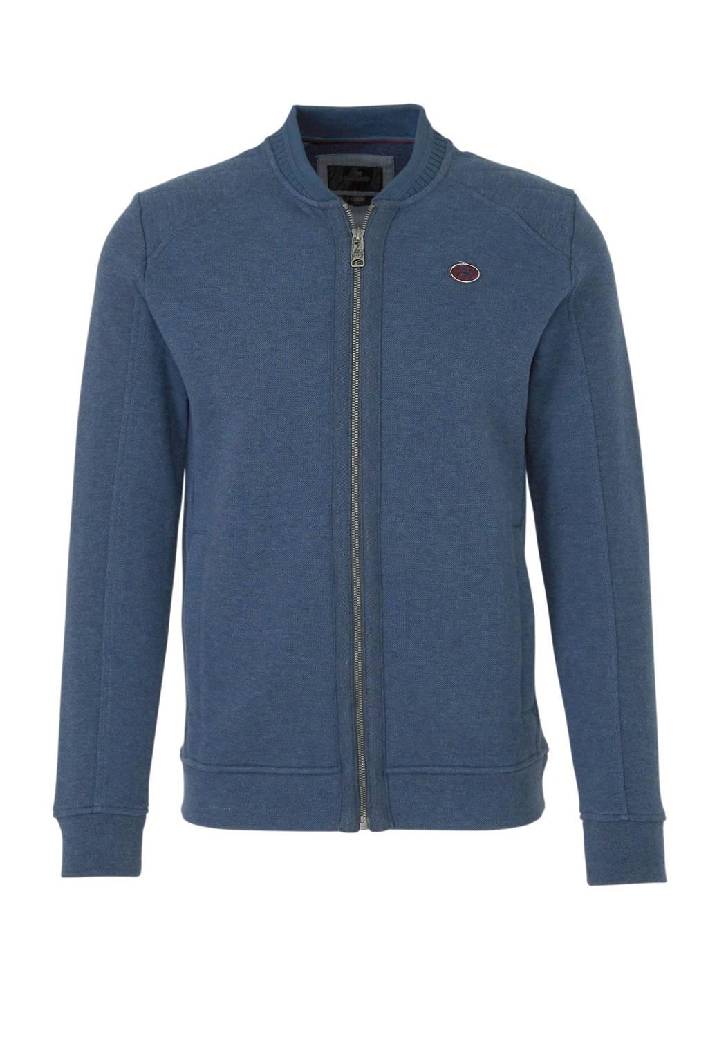 Vanguard vest blauw, Blauw