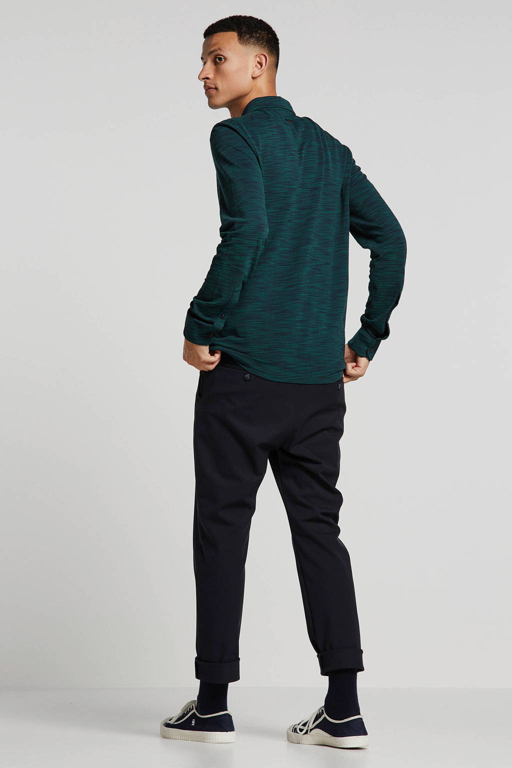 Vanguard polo groen, Groen