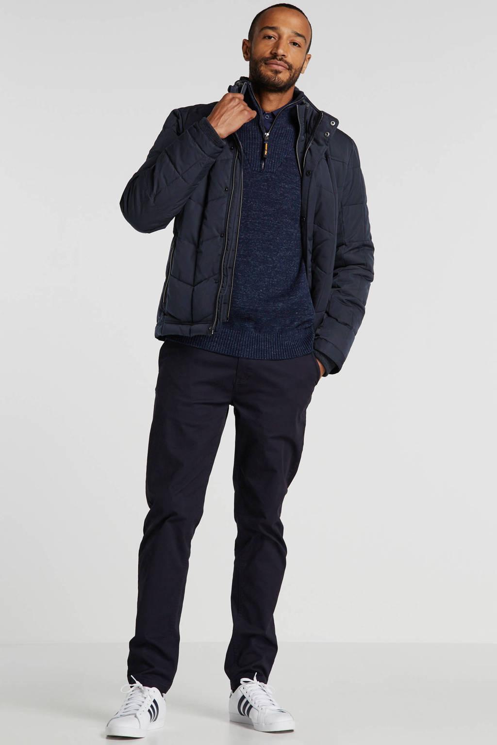 Vanguard winterjas donkerblauw, Donkerblauw