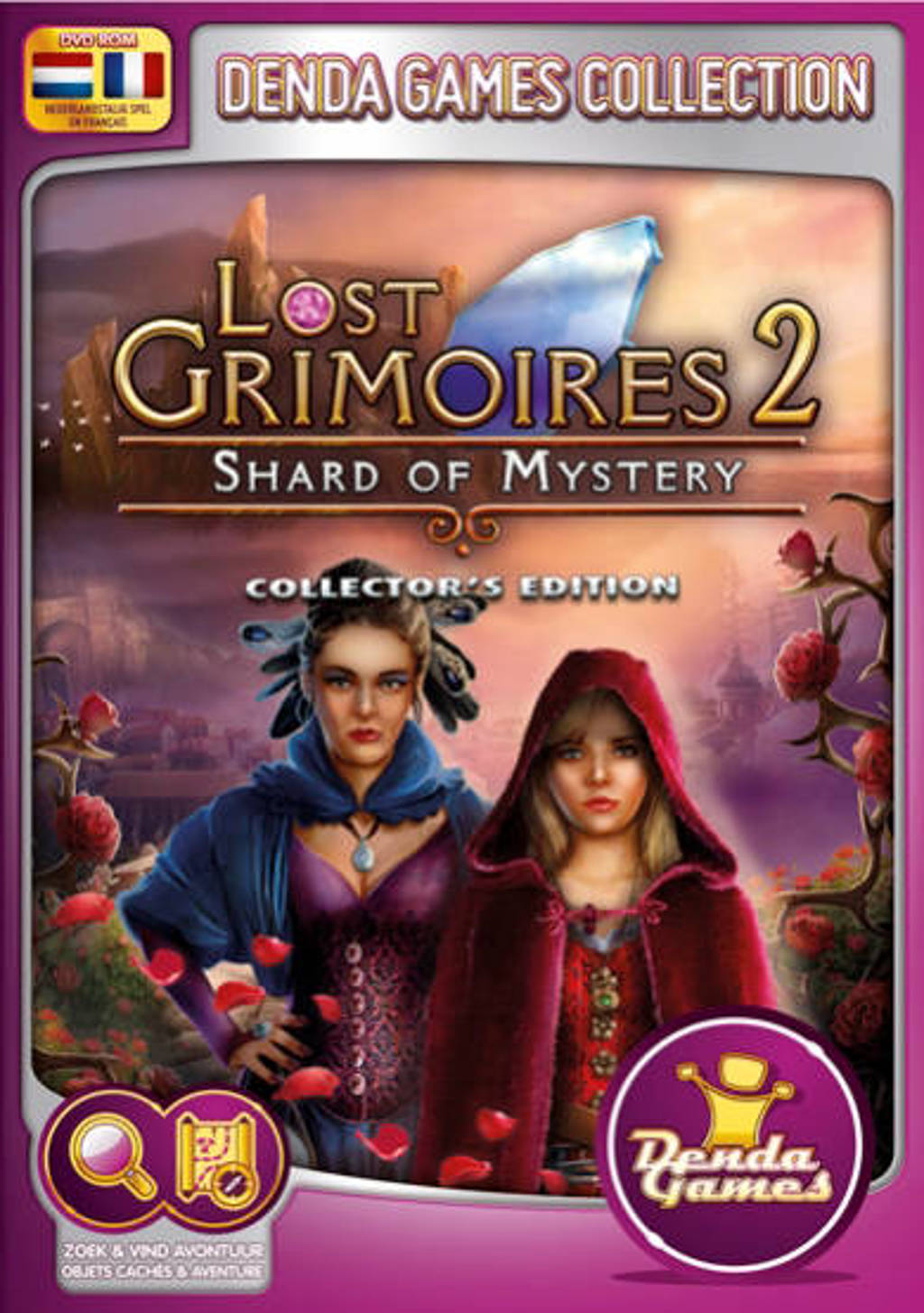 Lost grimoires 2 - The shard of mystery (Collectors edition)  (PC)