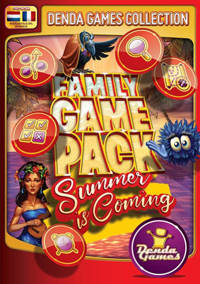 Family game pack - Summer is coming (PC)
