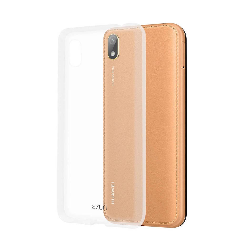 Azuri Huawei Y5 2019 backcover, Transparant