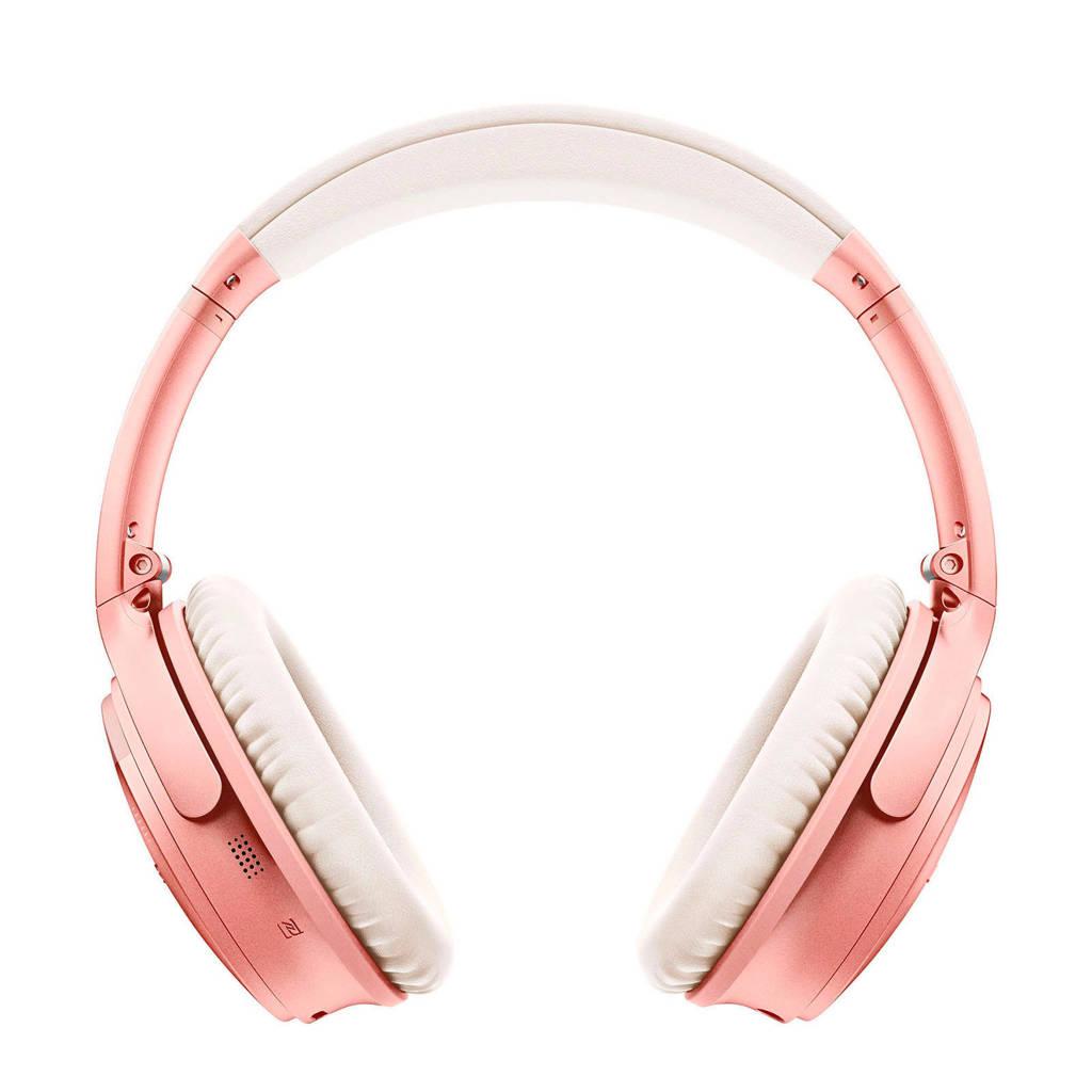 Bose QuietComfort 35 II Limited Edition over-ear bluetooth koptelefoon, Rose goud