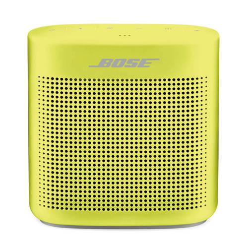 BOSE SoundLink Color Bluetooth Speaker II Citroengeel