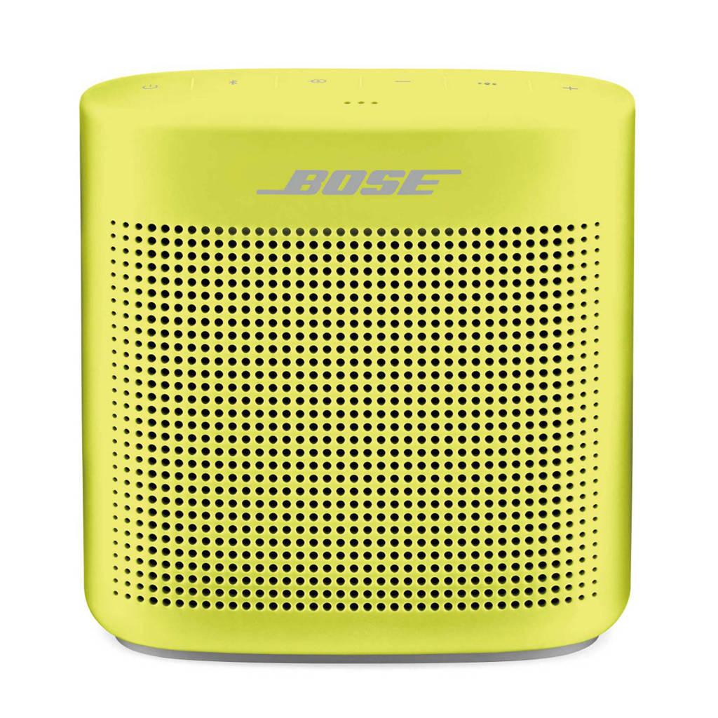 Bose SOUNDLINK COLOR II  Bluetooth speaker, Geel