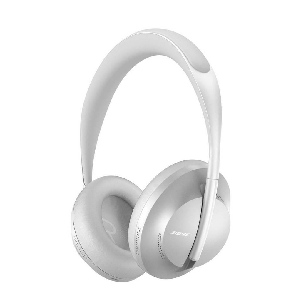 Bose Headphones 700 Bluetooth over-ear koptelefoon (zilver) met Noise Cancelling, Zilver