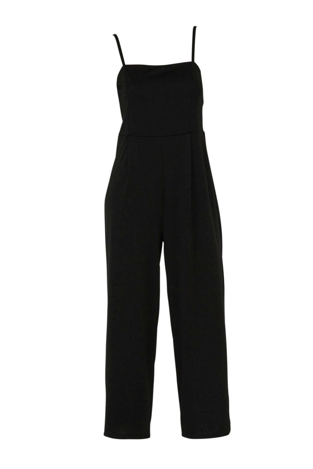 C&A Clockhouse jumpsuit zwart, Zwart