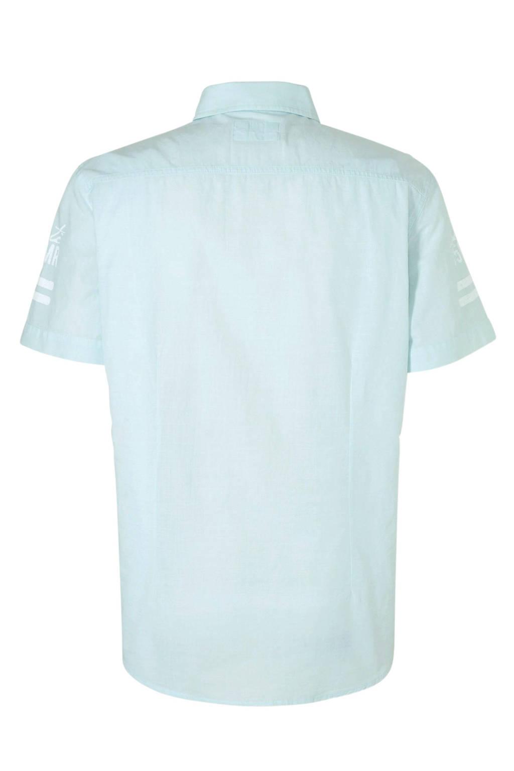 Lichtblauw Overhemd.C A Angelo Litrico Overhemd Lichtblauw Wehkamp