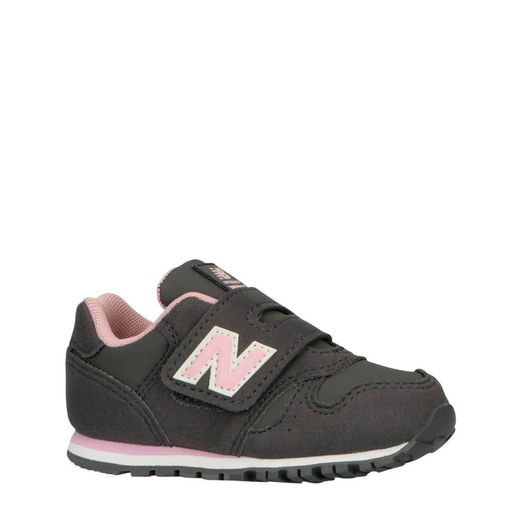 New Balance  373 sneakers grijs/roze, Grijs/roze