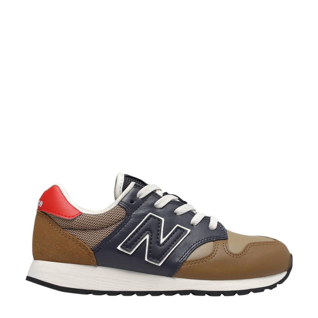 New Balance   sneakers bruin/blauw, Bruin/blauw