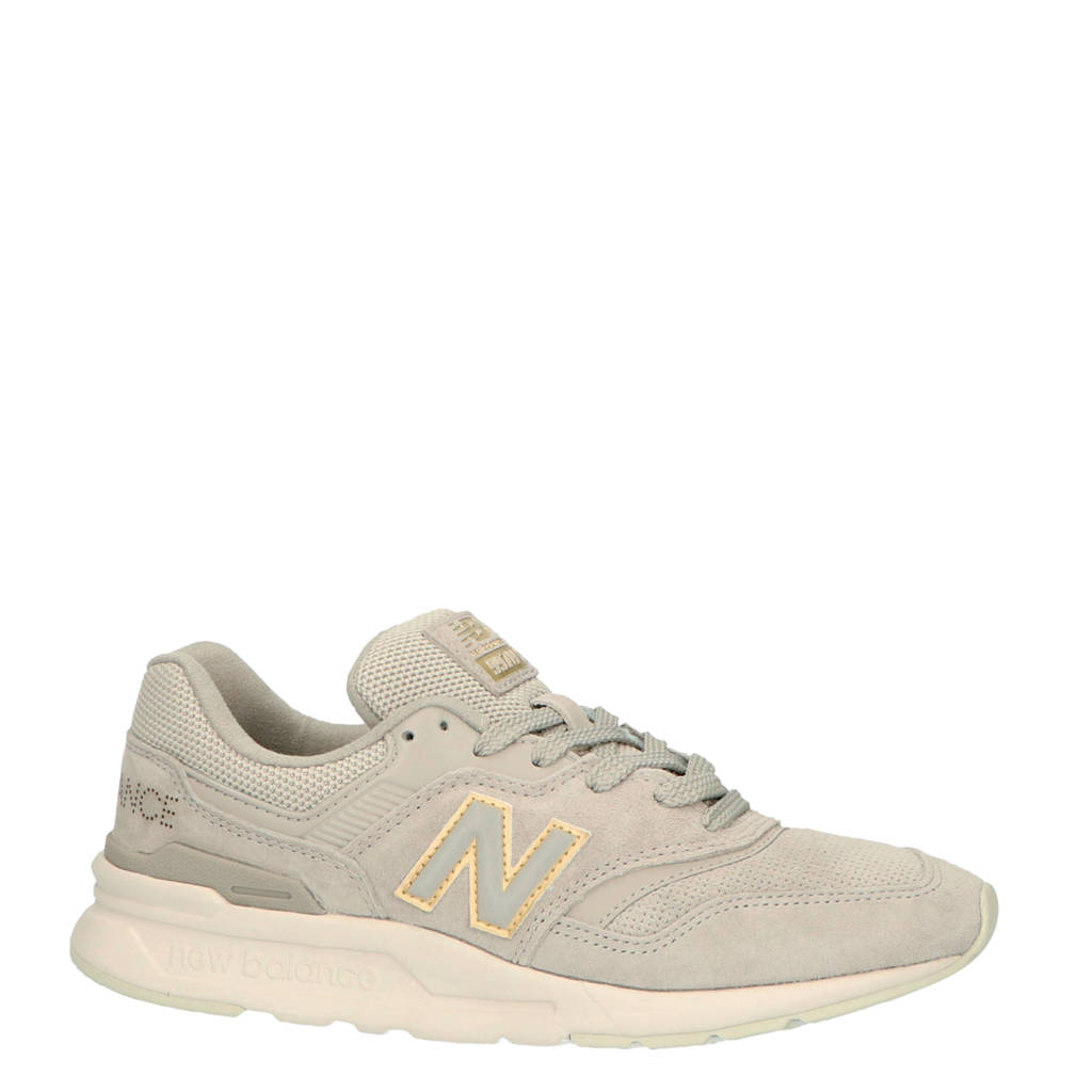 New Balance 997  sneakers lichtgrijs, Lichtgrijs