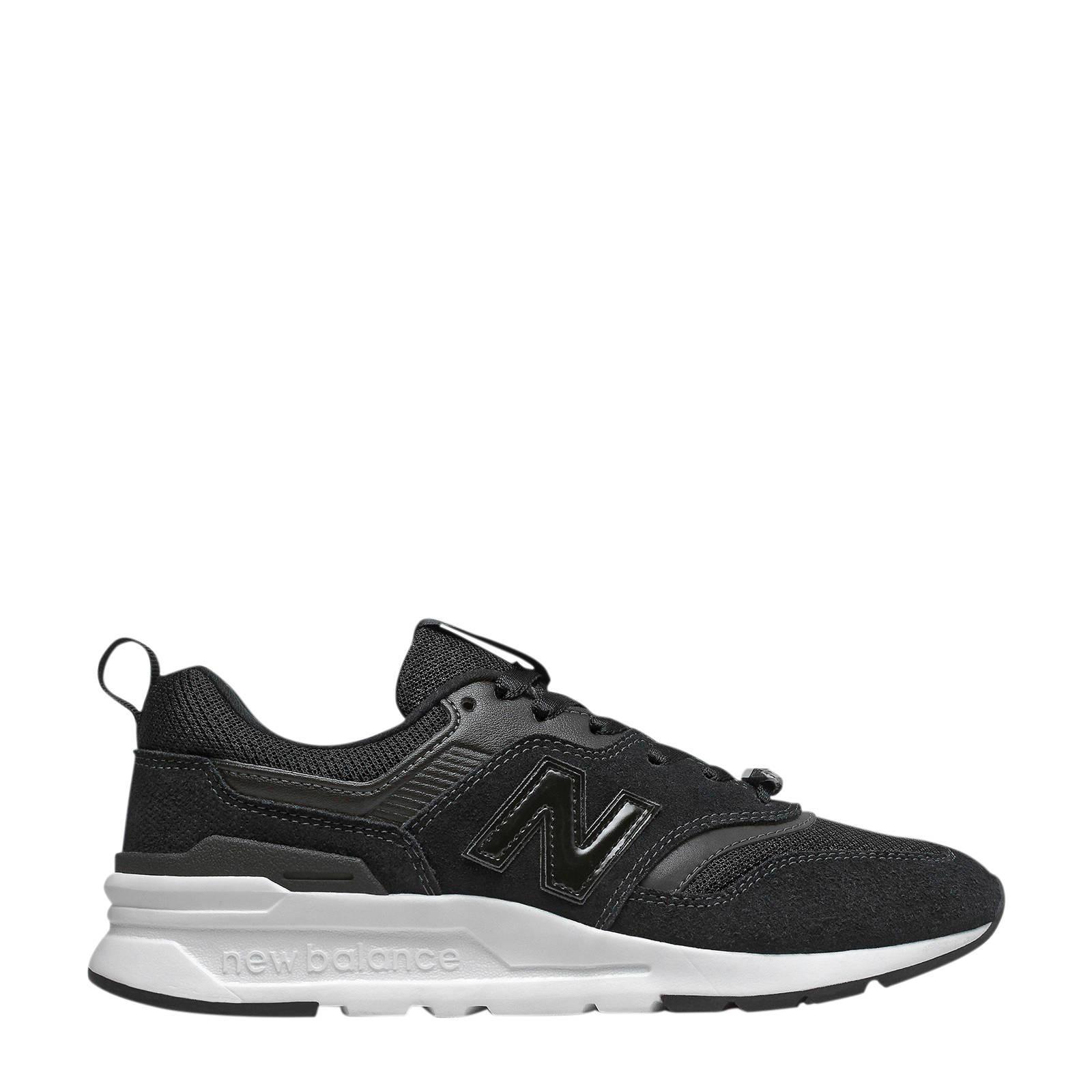 New Balance 997 sneakers zwartwit | wehkamp