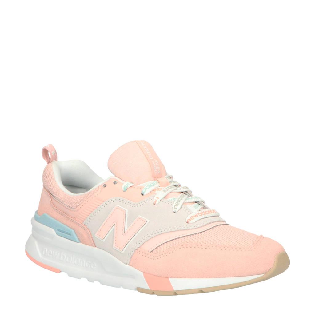 New Balance 997  sneakers lichtroze/grijs, Lichtroze/grijs