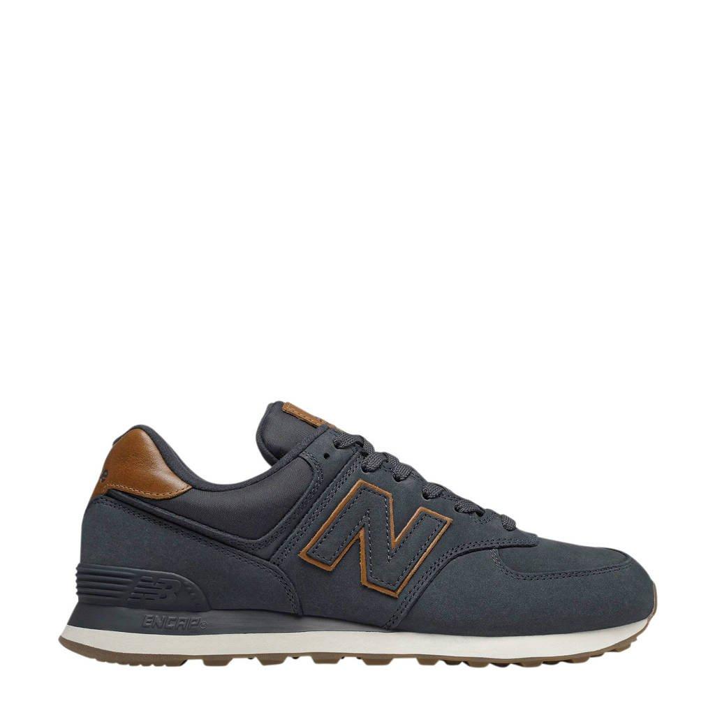 New Balance  574 sneakers marine/bruin, Marine/bruin