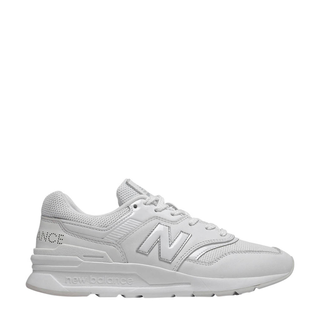 New Balance 997 sneakers wit, Wit