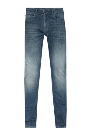 straight fit jeans Rex Ronald green cast denim