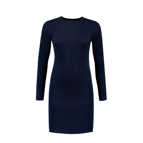NIKKIE jurk Jolie donkerblauw