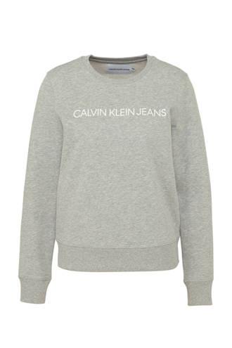 be5b283c933b69 Calvin Klein Jeans Dames truien & vesten bij wehkamp - Gratis ...