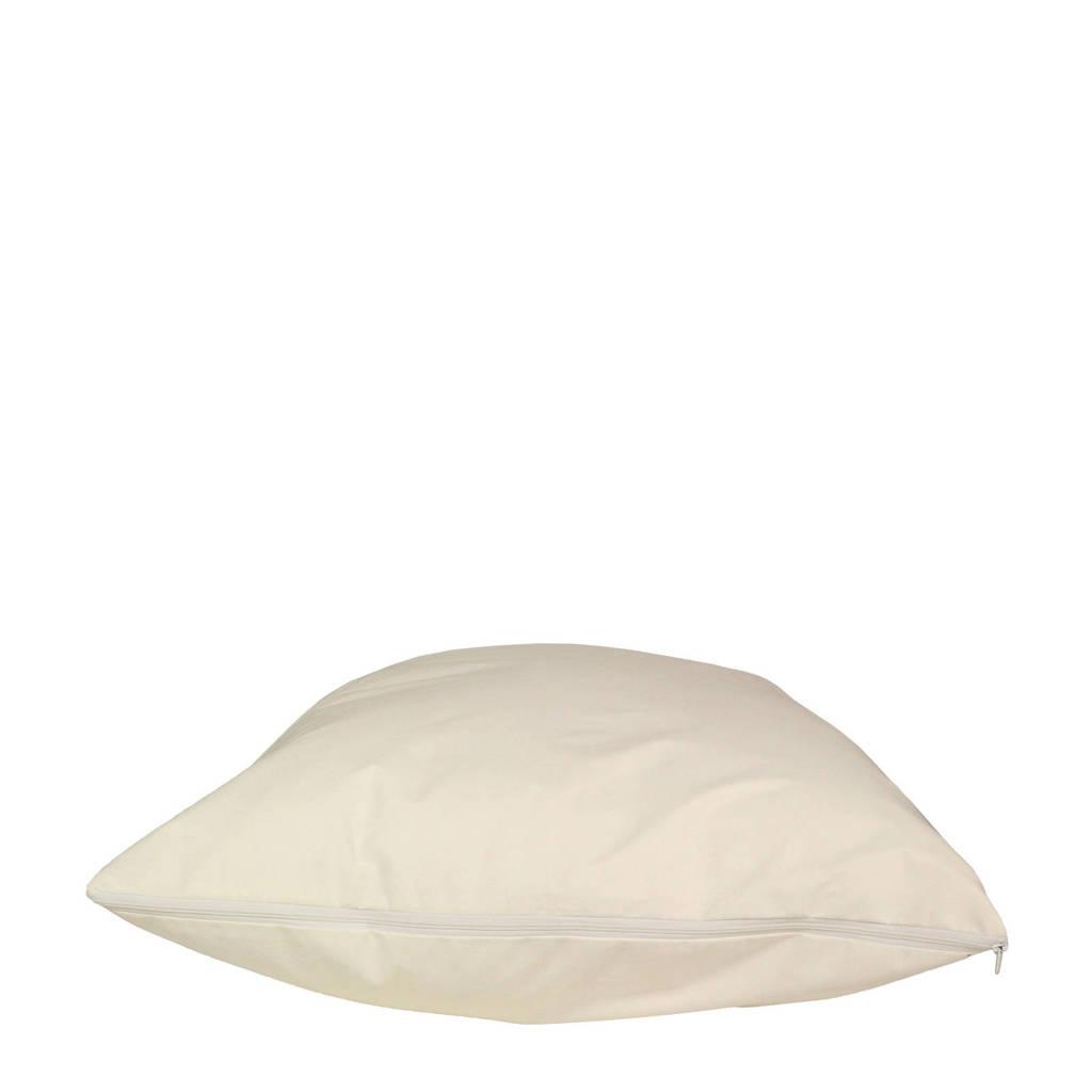 Polydaun polyester anti-allergische kussensloop (60x70  cm), Wit