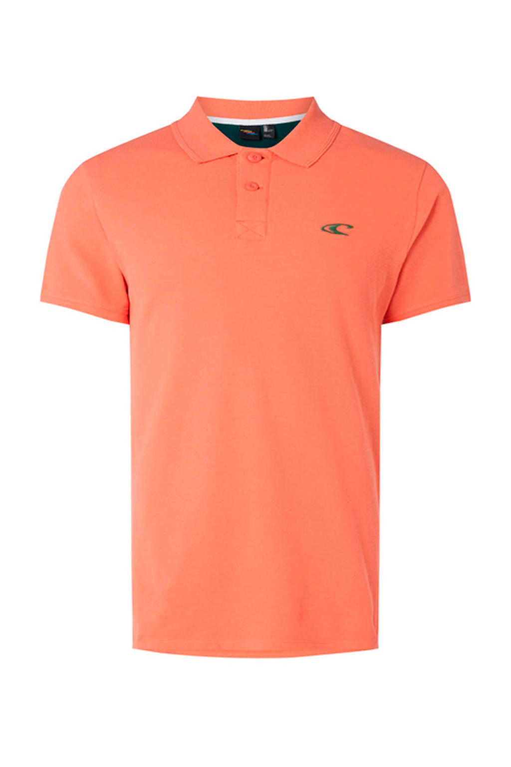 O'Neill regular fit polo oranje, Oranje