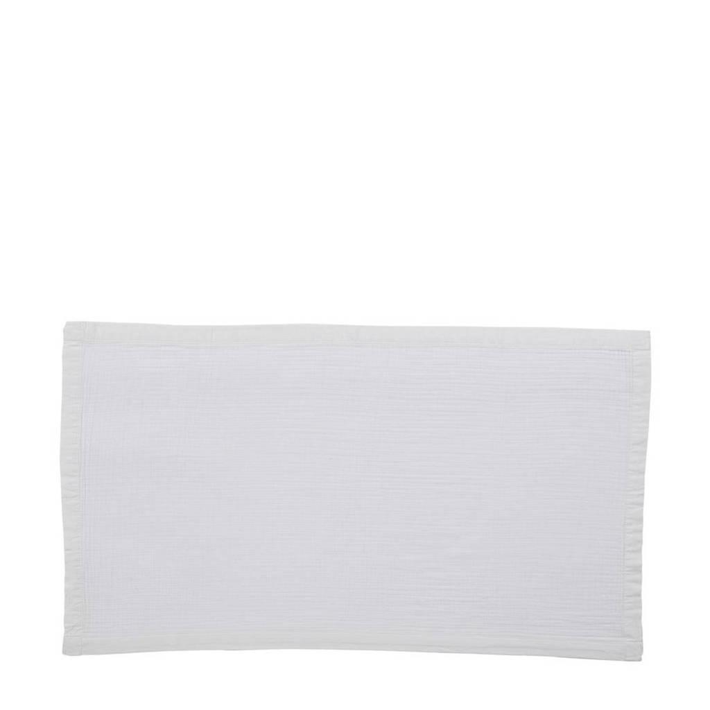 vtwonen handdoek Cuddle (70 x 140 cm) Wit