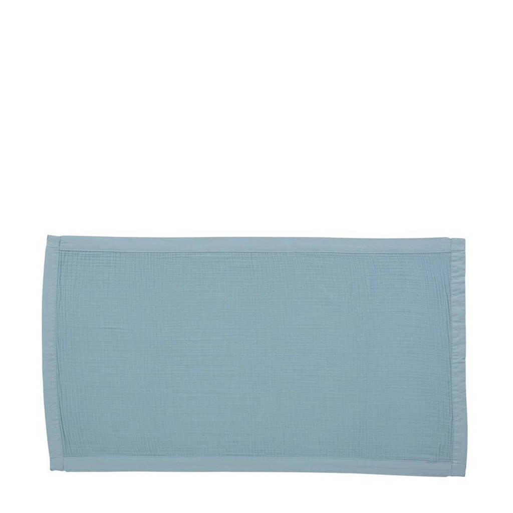 vtwonen handdoek Cuddle (60 x 110 cm) Blauw