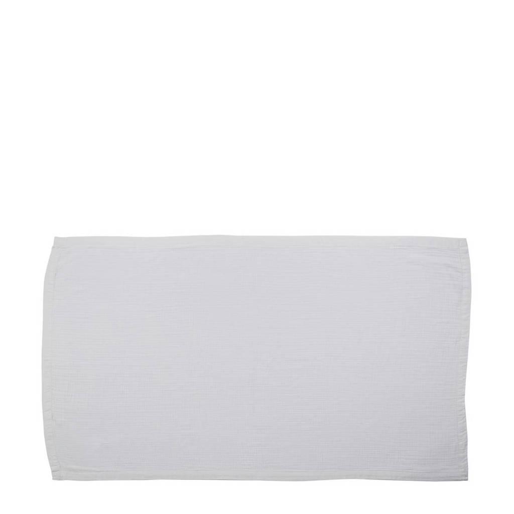 vtwonen handdoek Cuddle (100 x 180 cm) Wit