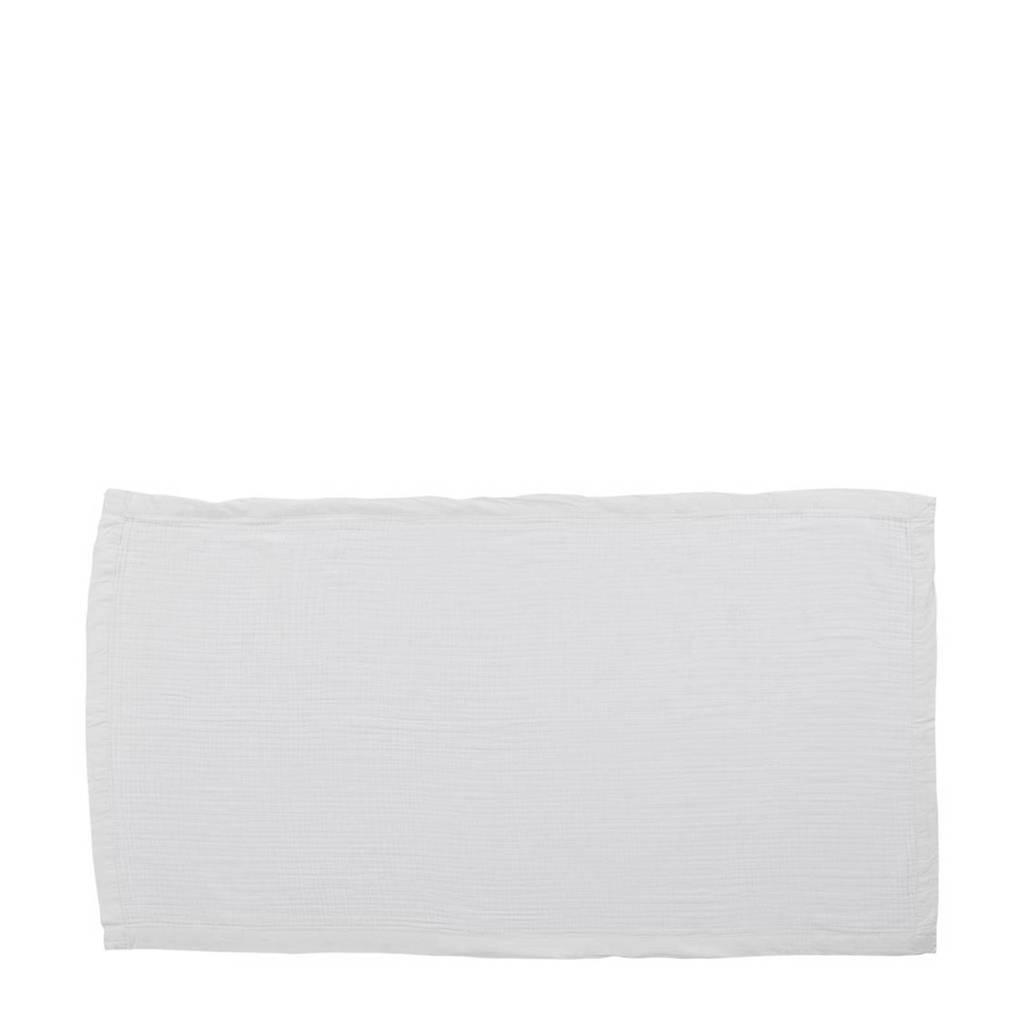 vtwonen handdoek Cuddle (60 x 110 cm) Wit