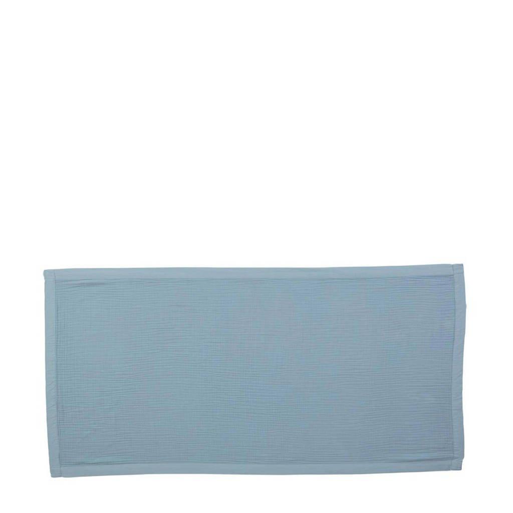 vtwonen handdoek Cuddle (70 x 140 cm) Blauw